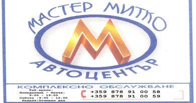 master mitko