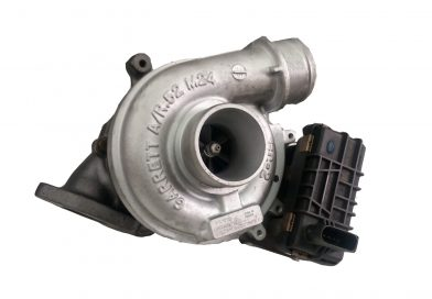 turbocharger DG Turbo service