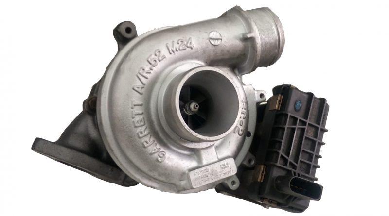 turbocharger DG Turbo service